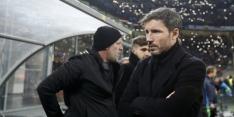 Van Bommel beschermt Pereiro ondanks heel vroege wissel