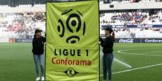 Problemen voor Ligue 1: rechter blokkeert degradatie