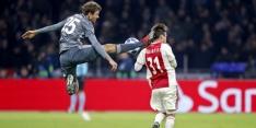 Müller mist tweeluik met Liverpool definitief vanwege karatetrap