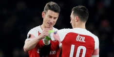 Koscielny emotioneel na rentree na 255 dagen bij Arsenal