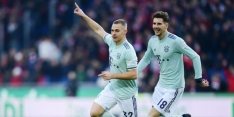 Bundesliga: makkie voor Bayern, puntverlies Mönchengladbach
