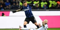 Panenka van Icardi helpt Inter langs 'Nederlands' Udinese