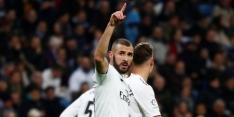 Real Madrid spoelt kater weg met kleine overwinning