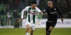 FC Emmen verlengt contract Chacón met twee seizoenen