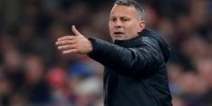 """Wales-bondscoach Giggs: """"Kan een heel belangrijk punt zijn"""""""