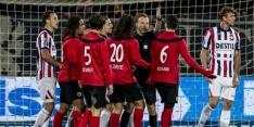 Sprookje AFC voorbij: Willem II snel klaar met stuntploeg