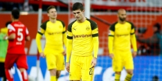 Ongeslagen reeks Dortmund kent verrassend einde