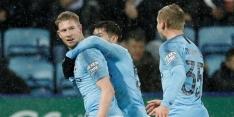 City na strafschoppen door in League Cup, geen debuut Sandler