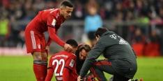 Bayern München mist ook Gnabry bij jaarafsluiter tegen Eintracht