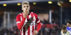 PSV houdt gewilde Piroe uit buitenlandse handen