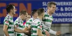 """Verdediger Veldmate maakt er twee voor Eagles: """"Heel fijn"""""""