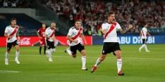 River deelt in halve finale Copa Libertadores tik uit aan rivaal Boca