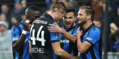 Club Brugge verslaat concurrent Antwerp dankzij werelddoelpunt