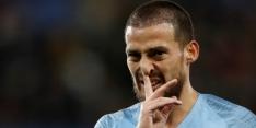 Guardiola mist captain Silva wegens spierblessure tegen Liverpool
