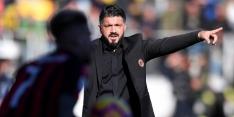 Gattuso wil niets weten van vertrek Higuaín en looft Ronaldo
