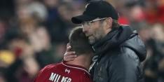 """Milner looft Van Dijk: """"Hij is meer als een Rolls Royce"""""""