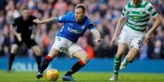 Rangers weet na twaalf duels weer eens te winnen van Celtic