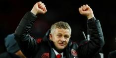 Solskjaer wil blijven bij United en looft 'Cristiano' Rashford