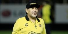 Maradona verruilt ziekenhuis voor revalidatiekliniek