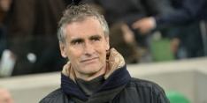 Dijon wijst trainer Dall'Oglio op oudjaarsdag na 6,5 jaar de deur