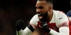 Lacazette kan door inkorten schorsing spelen tegen Rennes