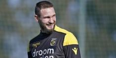 """Vitesse heeft Matavz terug: """"Kan maximaal een kwartier spelen"""""""