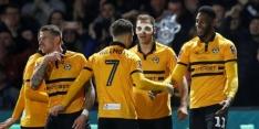 Newport zorgt voor FA Cup-stunt ten koste van Leicester