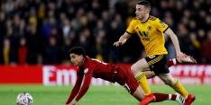 Liverpool verliest bij debuut Hoever en ligt uit FA Cup