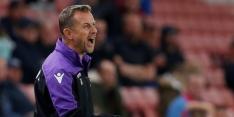 Nederlanders bij Stoke City krijgen een nieuwe trainer