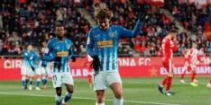 Prachtig doelpunt Griezmann niet voldoende voor winst Atlético