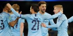 Manchester City kent geen genade met arm Burton Albion