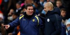 """Guardiola prijst Burton: """"Ze moeten trots op zichzelf zijn"""""""