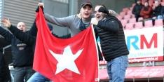 """MVV neemt afstand van racisme: """"Hoort niet thuis in ons stadion"""""""