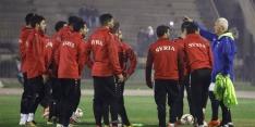 Syrië is het tweede land dat bondscoach ontslaat op Azië Cup