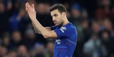 Fàbregas verlaat Chelsea en vervolgt carrière bij Monaco