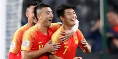 Azië Cup: China en Zuid-Korea plaatsen zich voor knock-outfase