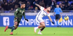 Memphis stelt met Olympique Lyon teleur bij hervatting Ligue 1
