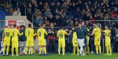 Duel tussen Villarreal en Atletico Madrid niet in Miami gespeeld