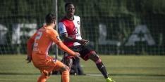 Haps maakt in Zwolle rentree in wedstrijdselectie Feyenoord