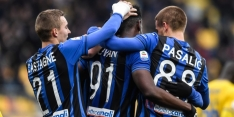 Atalanta lachend langs Frosinone dankzij vier (!) goals van Zapata