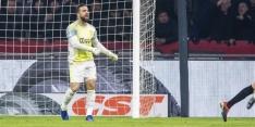 Vitesse gaat aan de haal met transfervrije keeper Lamprou