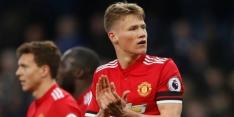 Manchester United ziet middenvelder McTominay bijtekenen