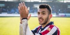 Nieuweling Pavlidis start tegen Twente in de spits van Willem II
