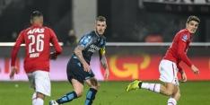 """Van der Werff kijkt uit naar wedstrijd tegen AZ: """"Mooie pot"""""""