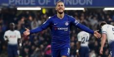 Tottenham na penalty's uit League Cup: Chelsea finalist