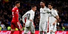 Real Madrid zet grote stap naar halve finale door Ramos