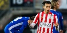 Almere City haalt Alhaft weg bij competitiegenoot Sparta