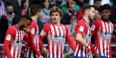 Goed voetballend Atlético Madrid rekent af met subtopper Getafe