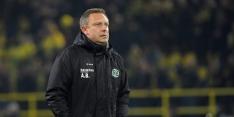 Dolend Hannover 96 zet hoofdtrainer Breitenreiter op straat
