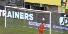 Video: Stokkers bezorgt Fortuna Sittard zege met werelddoelpunt